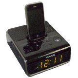 iCraig Alarm Clock and AM/FM Stereo Radio for IPod (Ipod Dock With Clock)