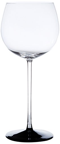Riedel Sommeliers Black Tie Leaded Crystal Montrachet/Chardonnay Wine Glass