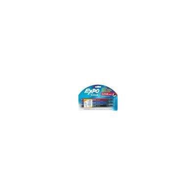 EXPO Click Dry Erase Marker, Chisel Tip, Blue