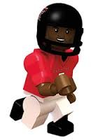 Michael Crabtree OYO Generation 1 G1 Series 1 Texas Tech Red Raiders NCAA LE Mini Figure