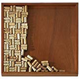 Wine Enthusiast DIY Wine Cork Board Frame Kit