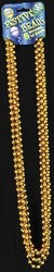 Gold Beads Necklace Costume Jewelry - Gold Beads Necklace Costume Jewelry