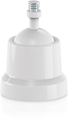 Arlo Technologies by NETGEAR Indoor/Outdoor Mount (Knob - White)