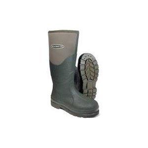 Muck Boots Esk Heavy Duty Field Boot Wellingtons Size 10: Amazon ...