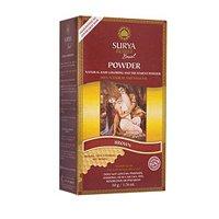 Surya Brasil Henna Powder Brown, Pack of (Surya Henna Powder)