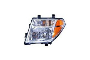 Nissan Frontier 05-08 / Pathfinder 05-07 Headlight Assembly LH USA Driver Side NSF