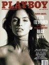 Playboy Magazine, July 1988 (Cindy Crawford Photos)
