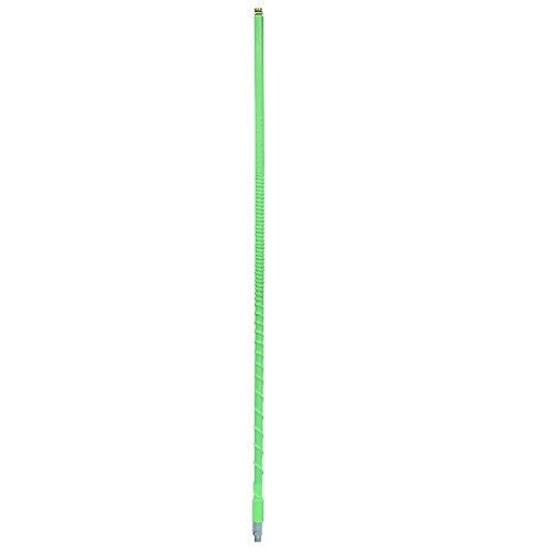 Firestik II FS3-G 3 Ft. 5/8 Wave 650 Watts TUNABLE TIP CB Radio Antenna (GREEN) (Green Cb Radio Antenna)