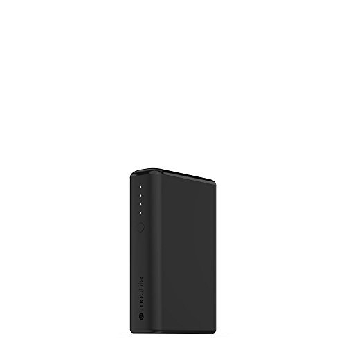 mophie Power Boost Universal External Battery - 2 Charges (5,200mAh) - Black