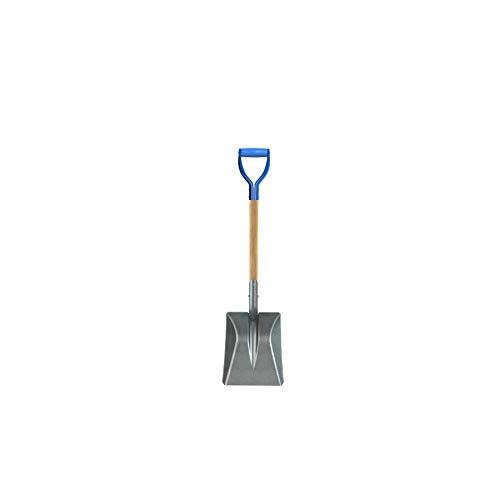 Bon28-100 Aluminum Square Shovel with 27-Inch D Handle (D Square Handle Shovel)