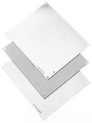Hoffman A8P8 Conductive Panels for JIC Enclosure, Steel/Aluminum, J Box/6.75