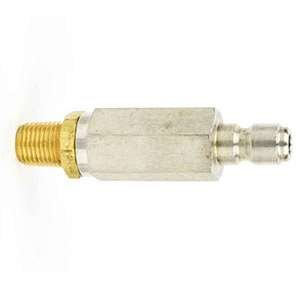 Interstate Pneumatics PW7160 1/4 inch Stainless Steel Inline Water Filter Male NPT by Interstate Pneumatics