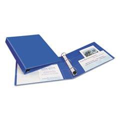 ((6 Pack Value Bundle) AVE79889 Heavy-Duty Vinyl EZD Ring Reference Binder, 1