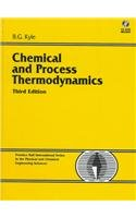 Chemical and process thermodynamics (Prentice Hall international series in the physical and chemical engineering science