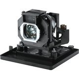 Replacement Lamp with Housing for PANASONIC PT-AE2000U with Osram P-VIP Bulb Inside