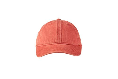 Ladies Washed Twill Cap - accsa Ladies Washed Twill Cap