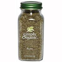 Simply Organic Organic Thyme Leaf ( 1x.78 OZ) ( Multi-Pack)