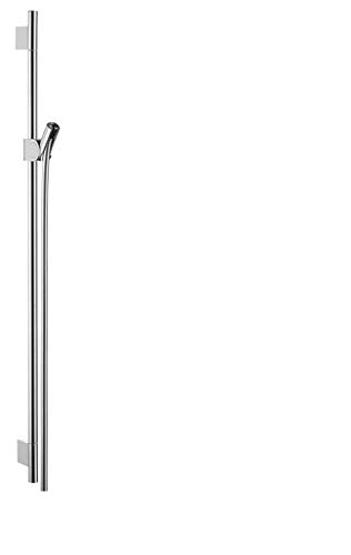 - Axor 27989000 Uno Wallbar, No Handshower in Chrome