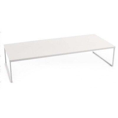 Price comparison product image Design Ideas 3440211-DI 3440211-DI Franklin Desk Riser-Lg-White,White,