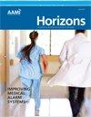 Alarm Horizons: Improving Medical Alarm Systems (Spr 2011) PDF