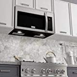 ZLINE Over the Range Microwave Oven in Stainless