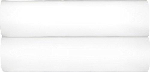Flex Form Raised Platform Bed Frame Accessory: Bed Skirt/Base Cover, White, California ()