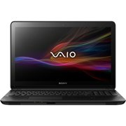 "Price comparison product image Sony Vaio SVF15N17CXB Fit 15A Flip 2-in-1 15.5"" Touchscreen Laptop"