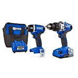 Kobalt 24V MAX Brushless 2 Tool Combo Kit #0672827
