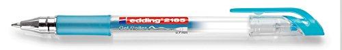 edding Gelroller edding 2185,  0,7 mm, hellblau
