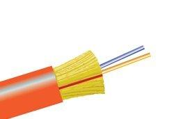 CableWholesale 10F2-202NH Multimode Duplex Fiber Optic 62.5-125