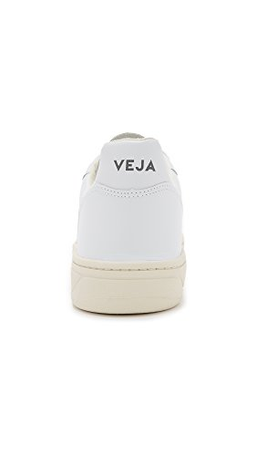 Veja Heren V-10 Sneakers Extra Wit / Wit