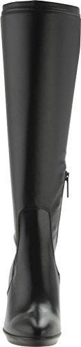 Aquatalia Rumbah Waterproof Leather Boot, 10.5, Black by Aquatalia by Marvin K.