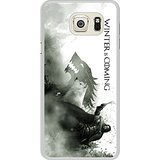 Galaxy S6 edge+ Case - Game of Thrones White Cell Phone Case Cover for Samsung Galaxy S6 edge Plus