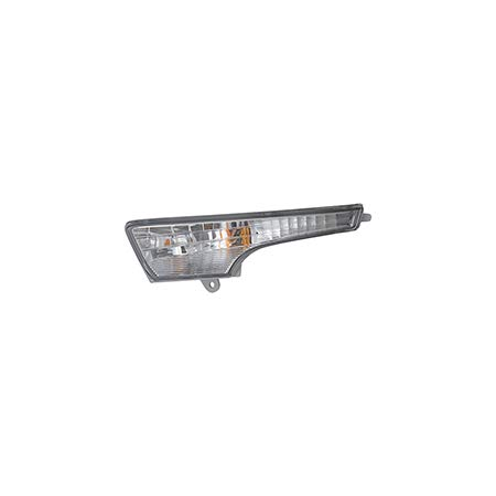 CarLights360: Fits 2013 2014 2015 Nissan Altima Turn Signal Light Assembly Driver Side (Left) CAPA Certified w/Bulbs - Replacement for NI2530118 (Vehicle Trim: Sedan)
