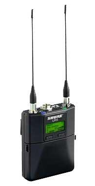 Shure UR5 Portable Wireless Microphone Receiver - G1 (470 - 530MHz)
