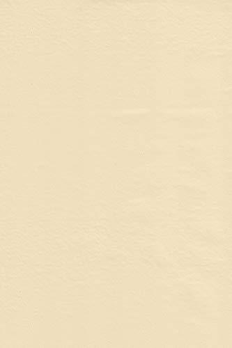 Galaxy Heavyweight Vinyl Tablecloth, 60X120 Oblong (Rectangle), Sand [Kitchen]