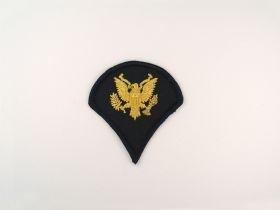 Amazon com: Army Service Uniform SPC Specialist Sew On Rank Gold and