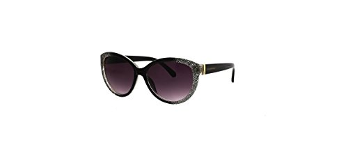 Catherine Malandrino Women's Rounded Large Moderate Cat - Malandrino Catherine Sunglasses