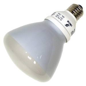 15w Warm White Cfl (Long Star 15W 120V Warm White R30 CFL Bulb)
