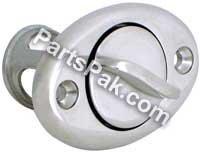 Stainless Steel GARBOARD DRAIN & PLUG, Premium