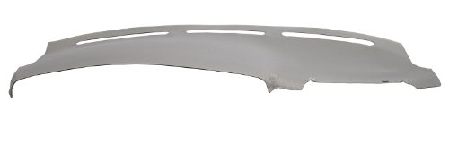 DashMat Dashboard Cover Lincoln Town Car (Polyester, Gray)