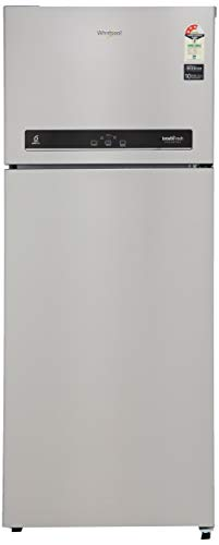 Whirlpool 465 L 3 Star ( 2019 ) Frost-Free Double-Door Refrigerator (IF CNV 480 (3S), Alpha Steel)