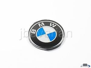 Genuine Steering Wheel Badge Emblem BMW 3 5 6 7 8 E21 E30 E12 E24 E34 E32 1972- ()