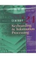 Century 21 Keyboarding And Information Processing, Book 1: Copyright Update