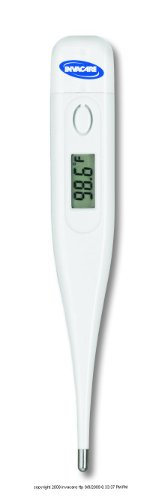 Invacare 60 Second Digital Thermometer, Ib Dig 60 Sec Therm, (1 EACH, 1 ()