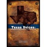 Texas Voices, Volanto, 1890919616