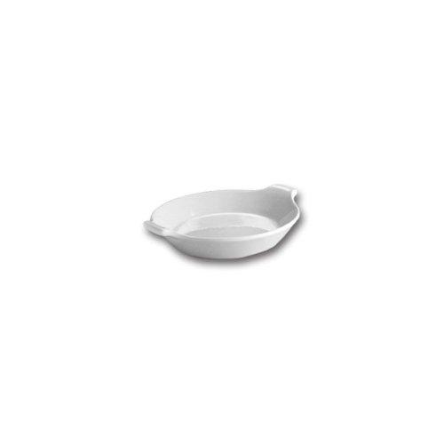 (Hall China 16740AWHA White 16 Oz Au Gratin Dish - 12 / CS )