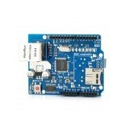 HiLetgo Ethernet W5100 Shield Network Expansion Board w/Micro SD Card Slot for Arduino