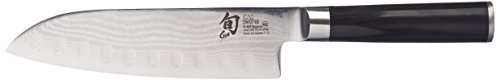 Shun DM0718 FBA_DM-0718 Ground Knife, 7 Inch, Black