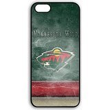 img - for iPod Touch 6 Generation 6th Case, Smart Phone Case for iPod Touch 6 Generation 6th - Minnesota Wild Team Logo book / textbook / text book